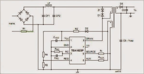 AM/FM Stereo Radio Circuit