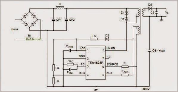 am  fm stereo radio circuit