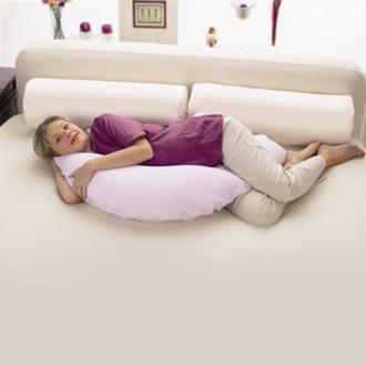 Les id es de d dormir enceinte - Coussin pour bien dormir ...