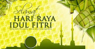 Selamat Hari Raya Idul Fitri 1434H