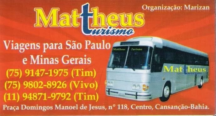 Matheus Turismo