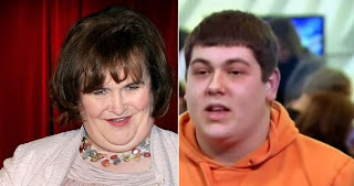 Susan Boyle vs Michael Collings, Michael Collings, Susan Boyle, Glastonbury, MetroTV, fast car, Britain's Got Talent