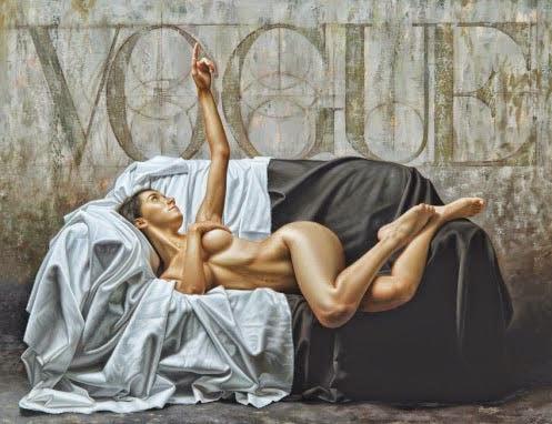 arte, belleza, biografías, cuerpo, desnudos, mujer, Omar Ortiz, pintura