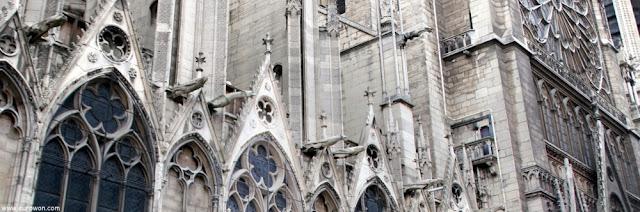 Gárgolas de la Catedral de Notre Dame en París