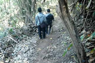 path to the location Kedung Tumpang