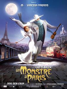 Un Monstruo en Paris &#8211; DVDRIP LATINO