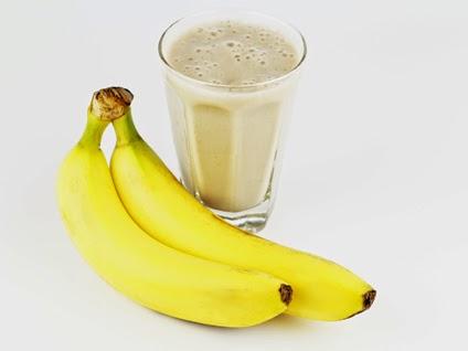Licuado de Manzano y Plátano