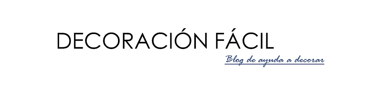 DECORACION FACIL