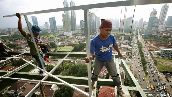 Negara Indonesia Termasuk Negara Dengan Rasio Terkecil Dalam Masalah Utang