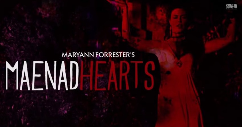 MARYANN FORRESTER'S MAENAD HEARTS @northmanspartyvamps.com