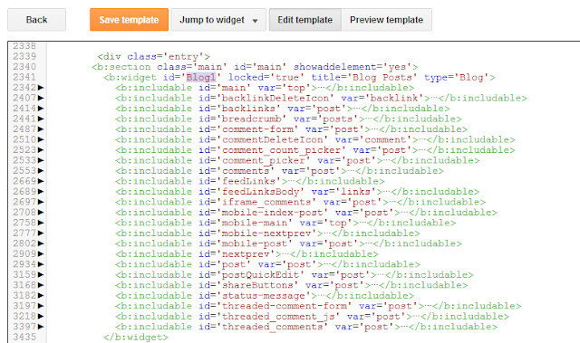 new html editor in blogger