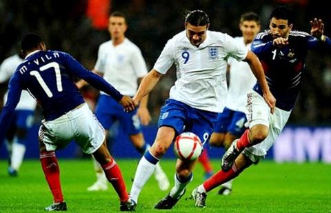 Jadwal bola malam ini, Inggris vs Prancis 18 Nov 2015