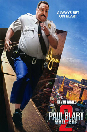Paul Blart: Mall Cop 2: Official Theatrical Release Poster