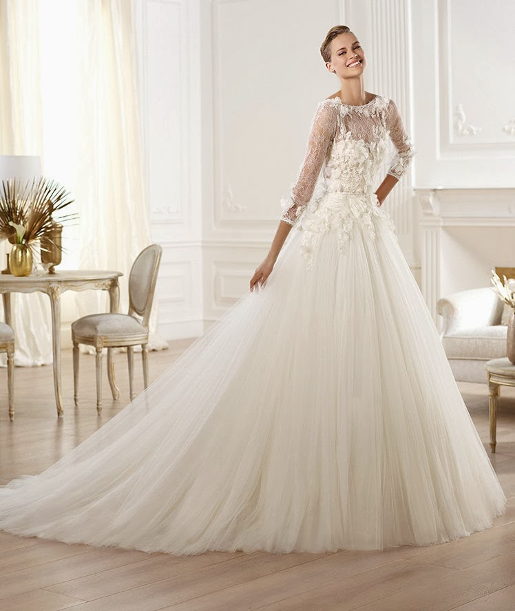 Wedding Dresses And Bridal Gowns: Passion For Luxury : Elie Saab