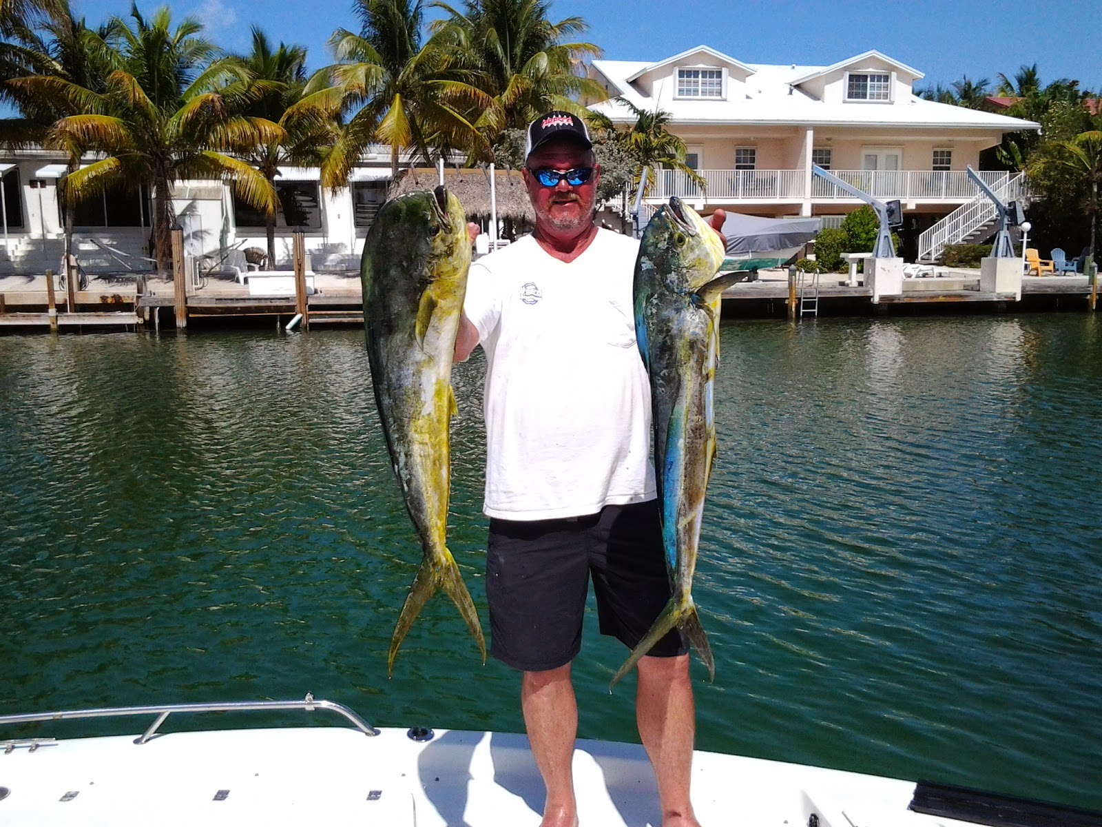 Fishing the florida keys with captain dallas tisdale west for Florida keys fishing resorts