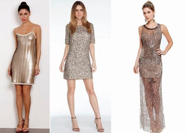 Vestidos elegantes para o Réveillon 2015