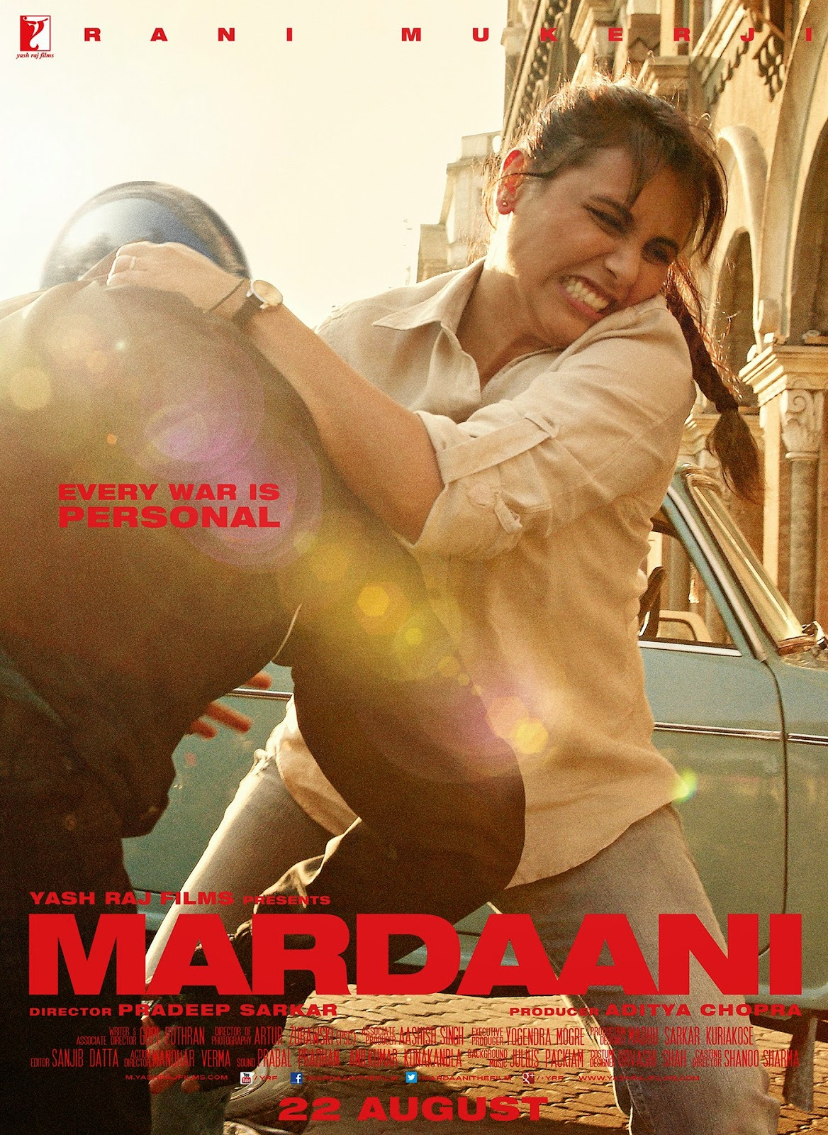 Mardaani 2014 Hindi Movie Watch Online