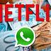 Netflix e WhatsApp repassariam impostos para o usuário, diz Abranet