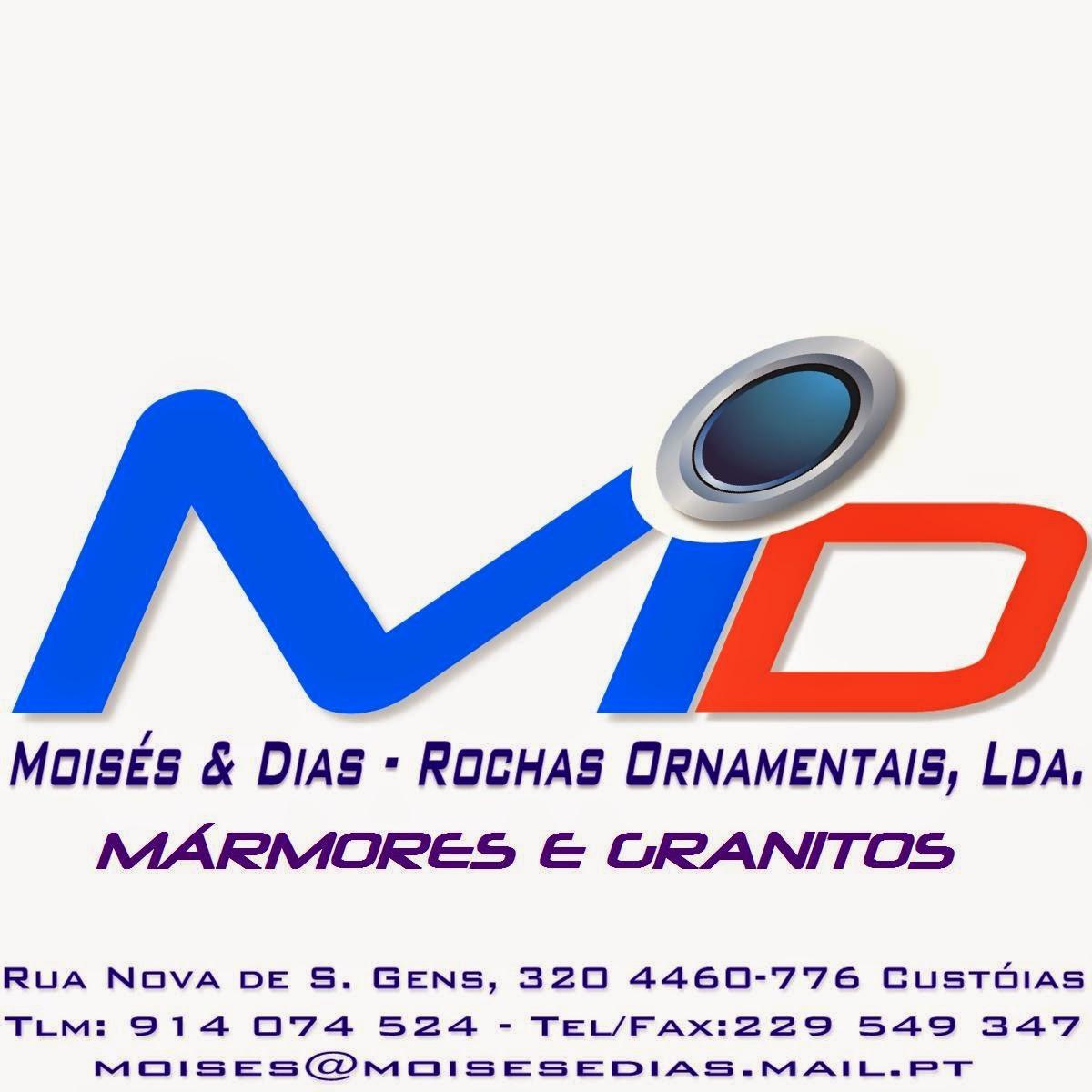 MÁRMORES E GRANITOS
