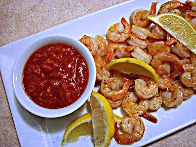 Hun... What's for Dinner? What's for Eats? Nov 2, 2014- roast shrimp cocktail