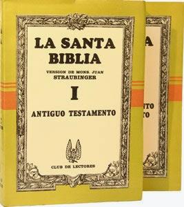 Biblia de Straubinger