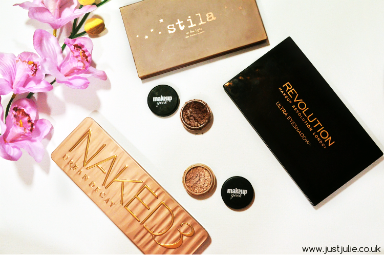 Favourite Eyeshadows for 2014