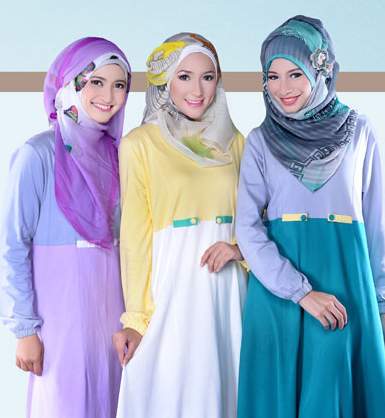 Kreasi Baju Muslim Trendy untuk Anak Muda