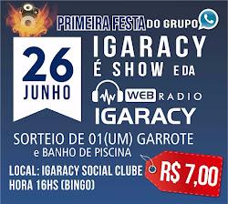 Festa do Grupo Igaracy é Show