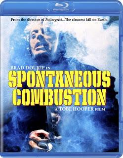 Spontaneous Combustion Blu-ray