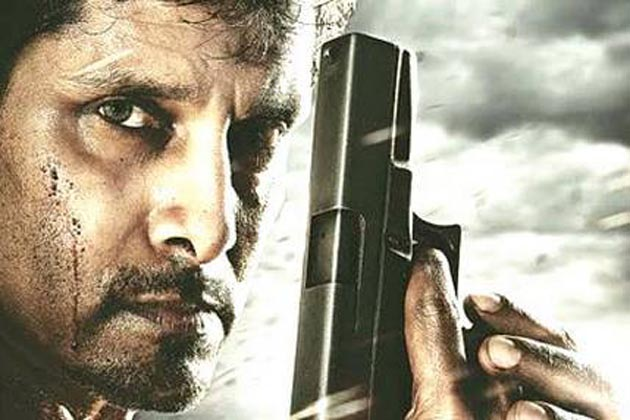 In 'I' Film Vikram Plays