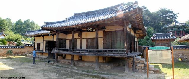 Hanok Haeudang de Museom