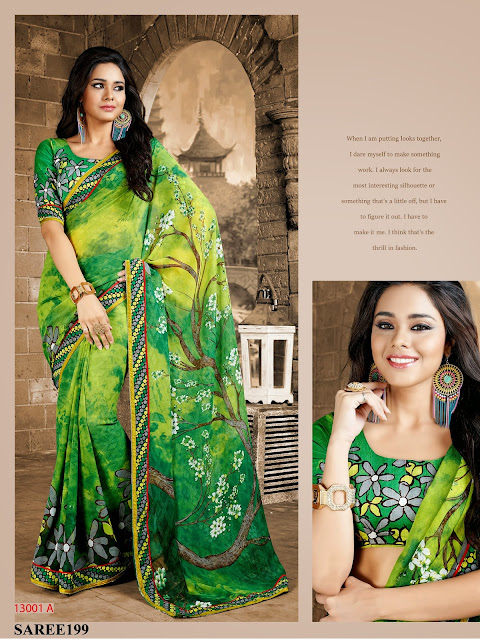 Latest Printed Saree – Wholesale Supplier