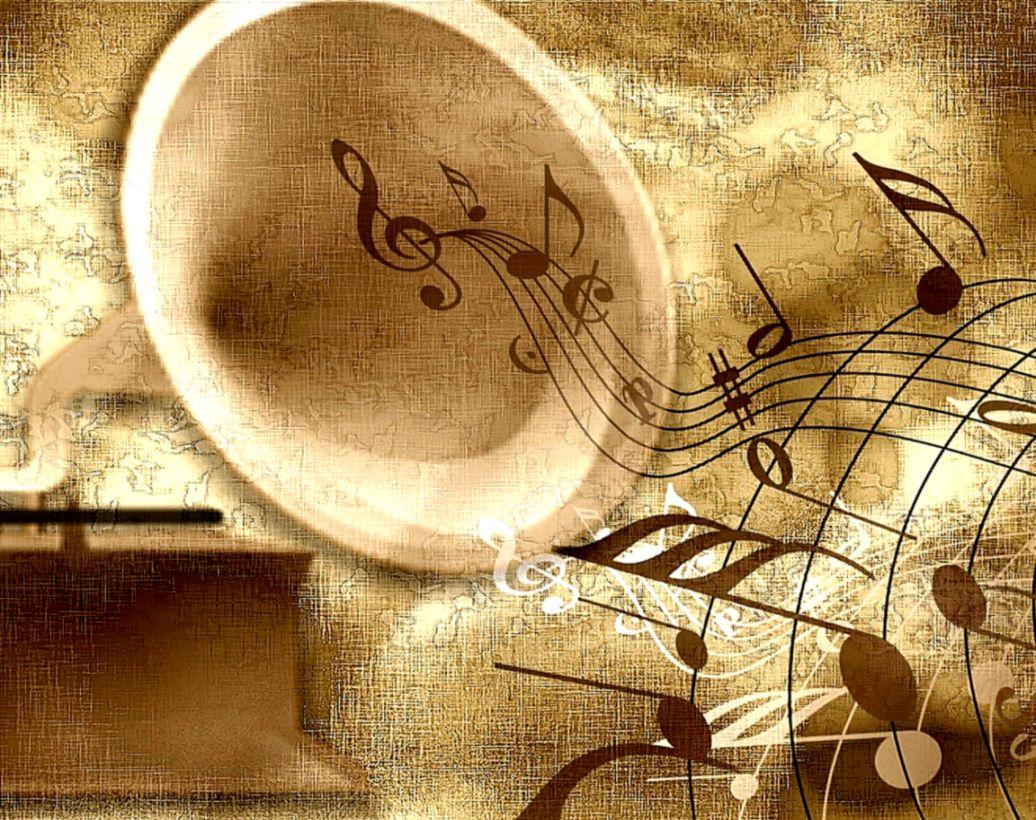 Обои Gramophone, музыка. Музыка foto 7