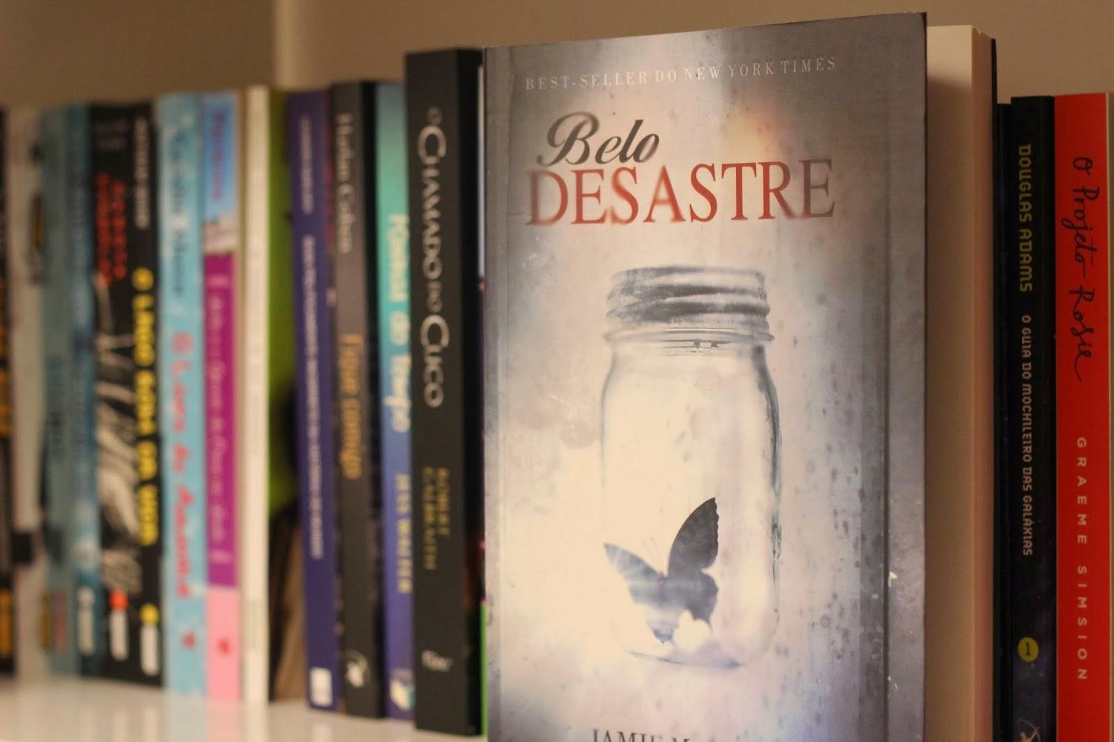 Resenha literária: Belo Desatre