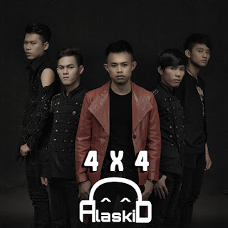 AlaskiD - 4 x 4 Stafaband Mp3 dan Lirik Terbaru