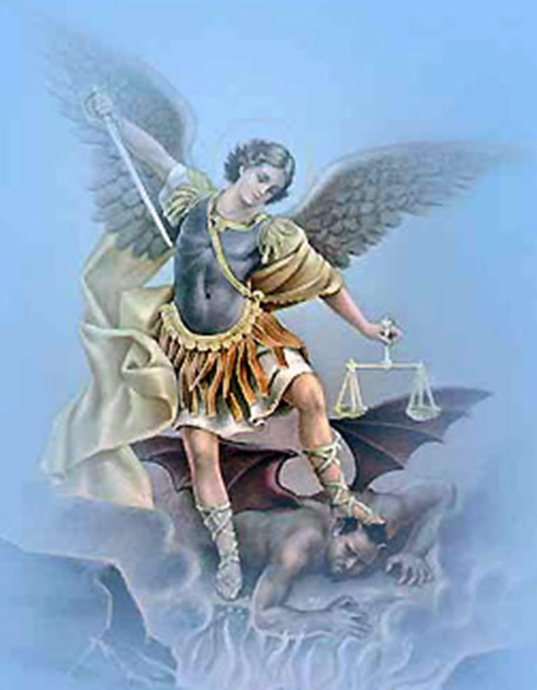 Arcangel Miguel Angel Mi Dulce  Pania No Nos Desampares De Noche Ni
