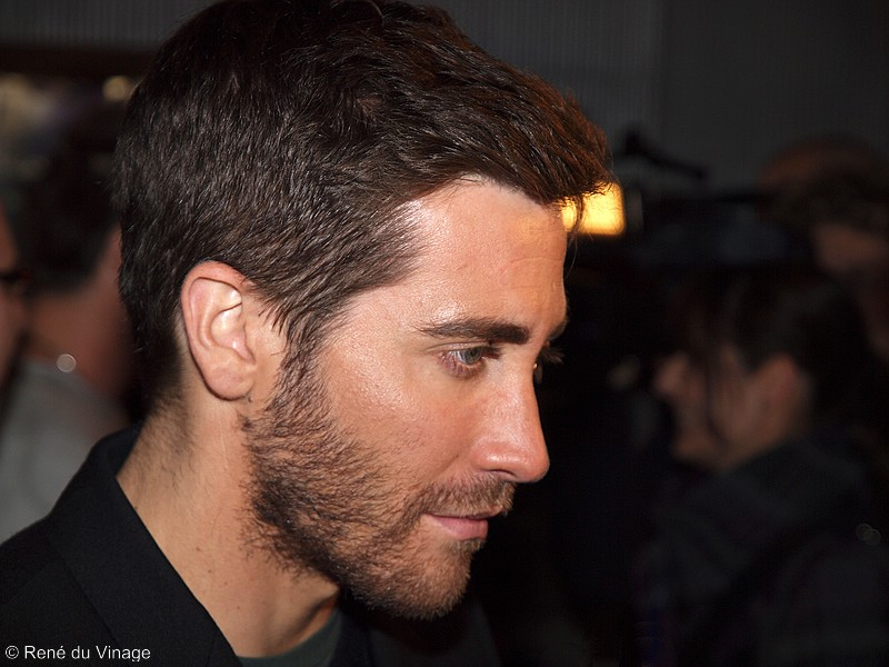 Jake Gyllenhaal and Duncan Jones presented Source Code at a Berlin premiere ...