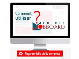 Guide d'utilisation - Recruteurs - Medicis Jobboard