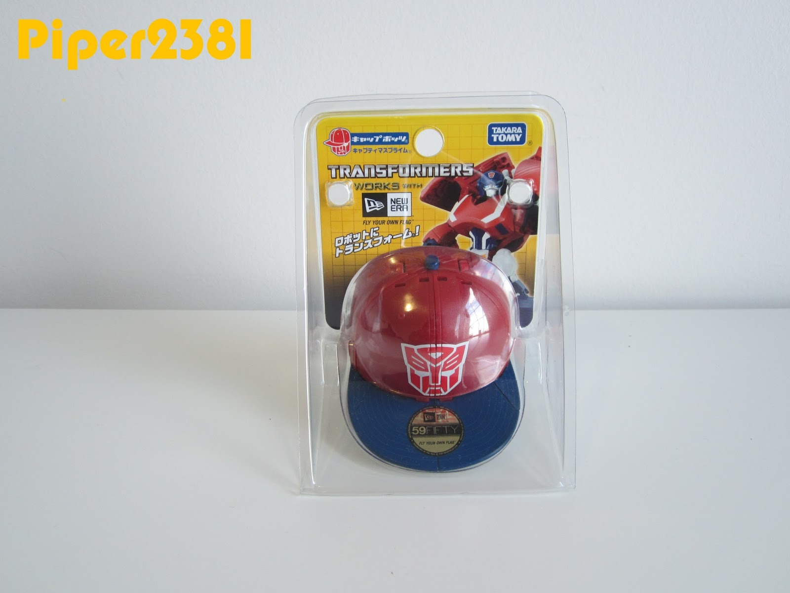 I have the red Autobot version which is called Captimus Prime. He is  modelled after a similar transformers hat (fitted) that was released by New  Era a few ... 67437797e669