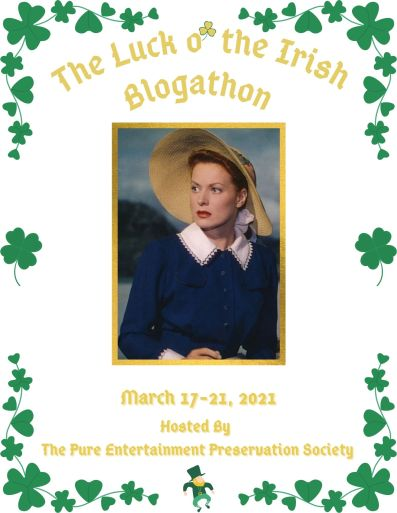 The Luck o' the Irish Blogathon!