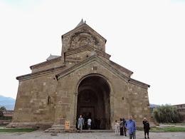 Επίσκεψη στην  Mtskheta