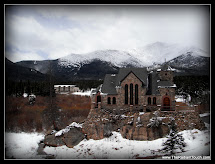 Estes Park Colorado Winter