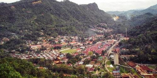 Bukit Polan Sawahlunto Sumatera Barat
