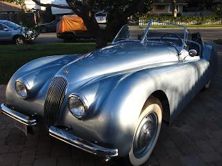 Jaguar del 52 d'en Kevin