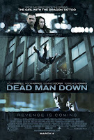 Dead Man Down Movie Poster