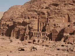 Ciudad de Pedtra - Jordania  que visitar