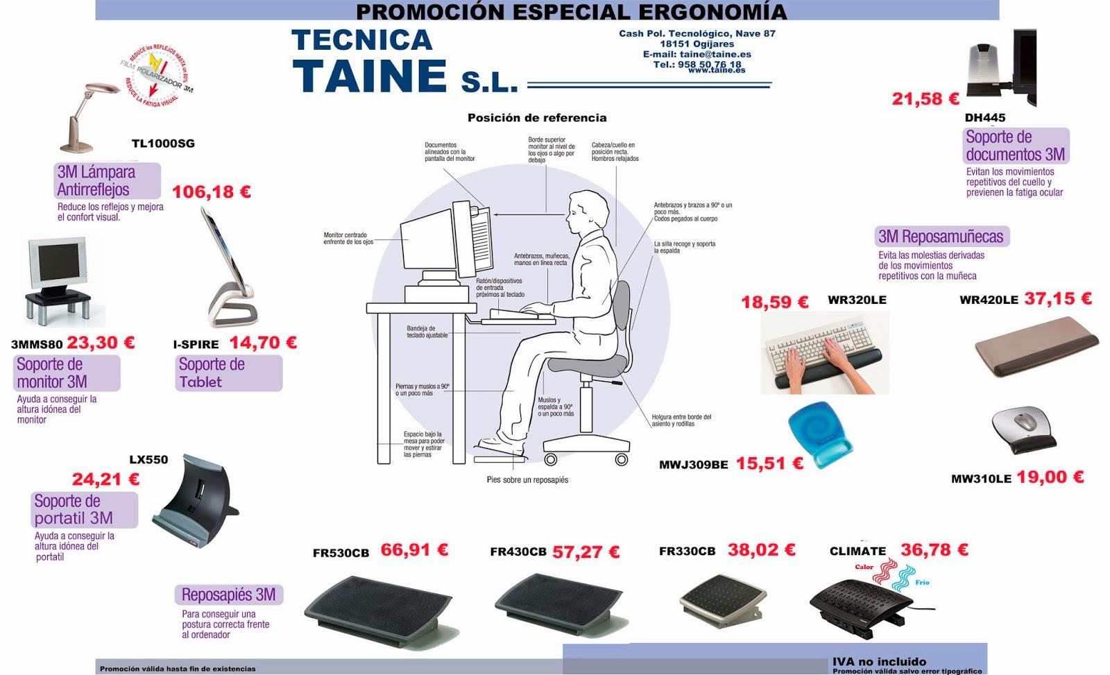 T cnica taine s l - Poligono tecnologico ogijares ...
