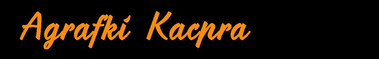 A'grafki Kacpra