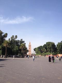 Consejos para una escapada a Marrakesh