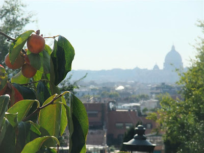 peach tree, high street, rome italy